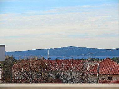 A1(2+1): terrace view - 00506VODI A1(2+1) - Tribunj - Tribunj - rentals