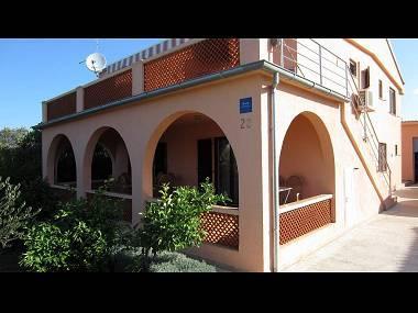 A1(2+3): terrace - 2215 A1(2+3) - Muline - Muline - rentals