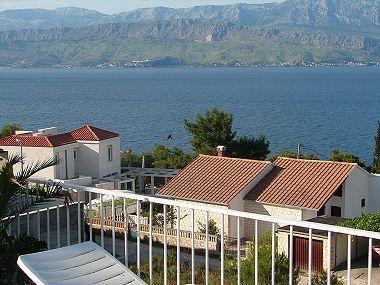 A1(4+1): sea view - 006POST  A1(4+1) - Postira - Postira - rentals