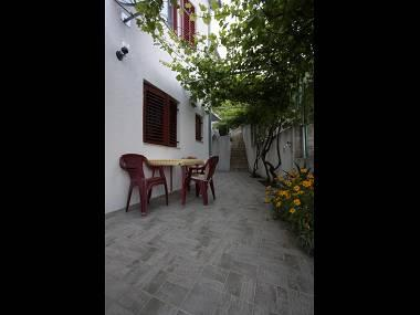 A1(4+1): terrace - 2137  A1(4+1) - Pisak - Pisak - rentals