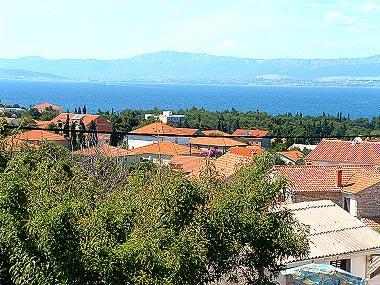 A1(4): view - 03001SUPE  A1(4) - Supetar - Supetar - rentals