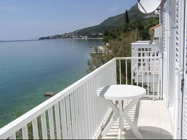 A1(2+2): balcony - 2414  A1(2+2) - Brist - Brist - rentals