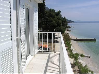 A2(2+2): balcony - 2414  A2(2+2) - Brist - Brist - rentals