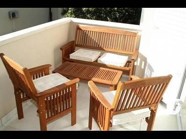 A4(4+2): terrace - 2357  A4(4+2) - Gradac - Gradac - rentals