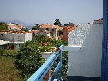 A16(3+2): balcony view - 003SUCU  A16(3+2) - Sucuraj - Sucuraj - rentals