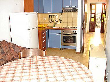 A2(2+1): kitchen and dining room - 00314LUMB  A2(2+1) - Lumbarda - Lumbarda - rentals