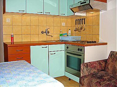 A3(4+1): bedroom - 00314LUMB  A3(4+1) - Lumbarda - Lumbarda - rentals