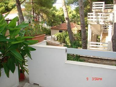A2(2+2): terrace view - 2313 A2(2+2) - Jelsa - Jelsa - rentals