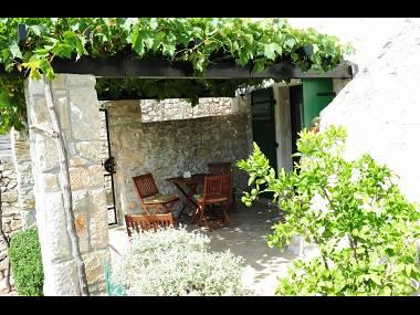 A1 Jasminka(3+1): garden terrace - 03018ZADA A1 Jasminka(3+1) - Zadar - Zadar - rentals