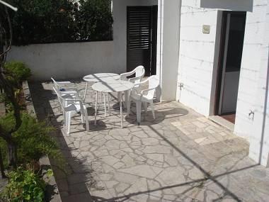Nado (4+1): terrace - 2436 Nado (4+1) - Jelsa - Jelsa - rentals