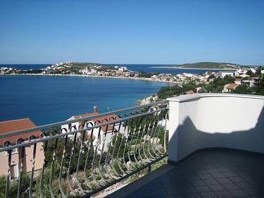 A1(4+1): terrace view - 2201 A1(4+1) - Sevid - Sevid - rentals