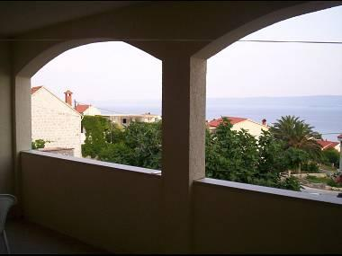 A3(2+2): sea view - 2269 A3(2+2) - Bol - Bol - rentals