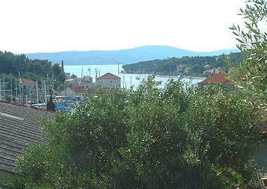 A2(3): terrace view - 01301MILN  A2(3) - Milna (Brac) - Milna (Brac) - rentals