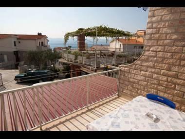 A3(3+1): terrace - 2318 A3(3+1) - Duce - Duce - rentals