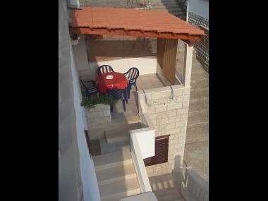 A1(4+1): terrace - 2172 A1(4+1) - Povlja - Povlja - rentals