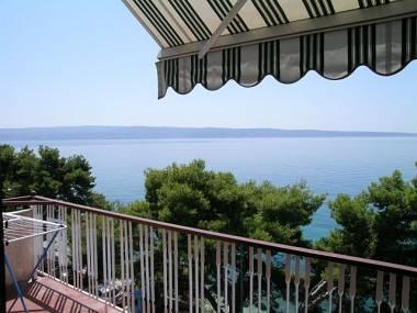 A2(2+2): terrace view - 00209KRIL A2(2+2) - Krilo Jesenice - Krilo Jesenice - rentals