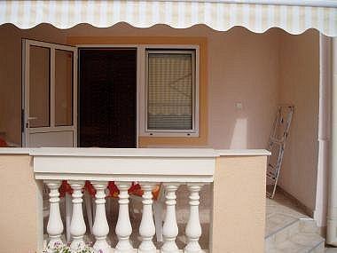 A1(4+2): terrace - 001ZADA  A1(4+2) - Zadar - Zadar - rentals