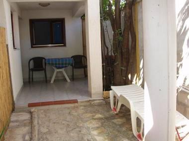 Mali 1(4+1): terrace - 00405SFIJ  Mali 1(4+1) - Sveti Filip i Jakov - Sveti Filip i Jakov - rentals