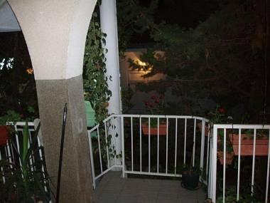 Mali 2(4+1): terrace view - 00405SFIJ  Mali 2(4+1) - Sveti Filip i Jakov - Sveti Filip i Jakov - rentals