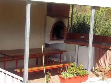 A1(5): terrace - 2306  A1(5) - Cove Zarace (Milna) - Cove Zarace (Milna) - rentals