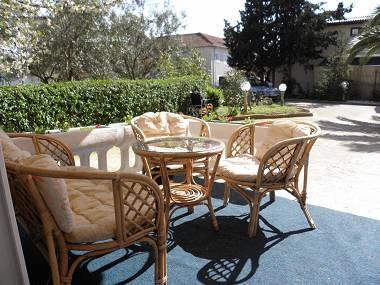 A1(2+2): terrace - 2504 A1(2+2) - Bibinje - Bibinje - rentals