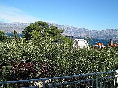 A1(5): terrace view - 03801POST  A1(5) - Postira - Postira - rentals