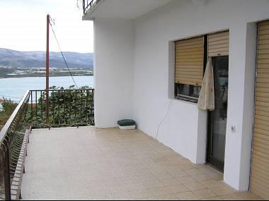 A1(7): terrace - 2430 A1(7) - Mastrinka - Mastrinka - rentals