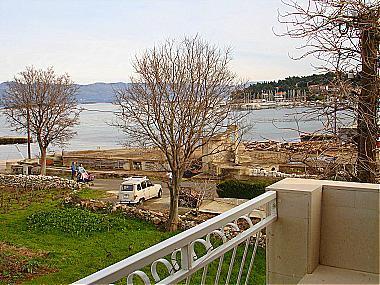 Alen(5): balcony view - 00414LUMB Alen(5) - Lumbarda - Lumbarda - rentals
