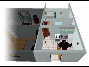 A2(2+1): floor plan - 001ARBA  A2(2+1) - Mastrinka - Mastrinka - rentals
