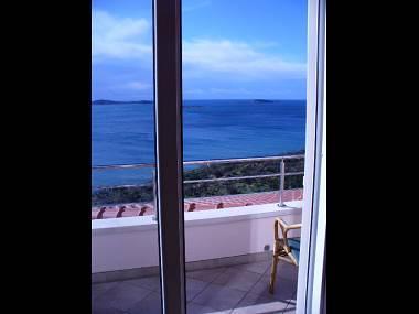A1(2+2): view - 2498 A1(2+2) - Soline (Dubrovnik) - Plat - rentals