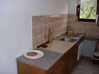 A1(2): kitchen - 00506TRIB A1(2) - Tribunj - Tribunj - rentals