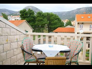 A2(2+1): balcony - 01301BOL  A2(2+1) - Bol - Bol - rentals