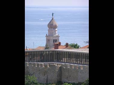 A2(2+2): terrace view - 2305  A2(2+2) - Krk - Krk - rentals