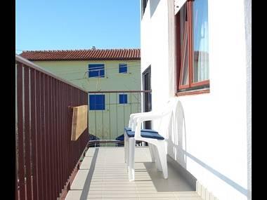 A3(2+1): terrace - 00306VODI A3(2+1) - Vodice - Vodice - rentals
