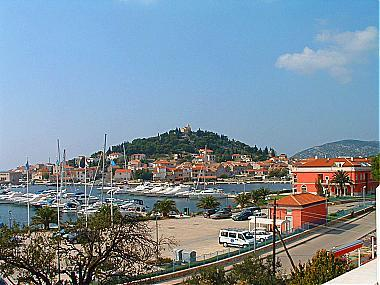 A4(5): terrace view - 00506TRIB A4(5) - Tribunj - Tribunj - rentals