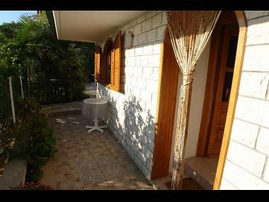 SA3(2+1): covered terrace - 2144 SA3(2+1) - Podstrana - Podstrana - rentals