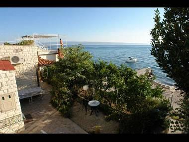A4(2+1): terrace - 2144 A4(2+1) - Podstrana - Podstrana - rentals