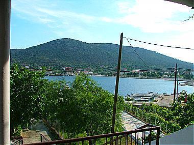H1(6+3): terrace view - 00407VINI H1(6+3) - Vinisce - Vinisce - rentals