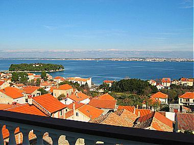 A1(2+2): terrace view - 00419PREK A1(2+2) - Preko - Preko - rentals