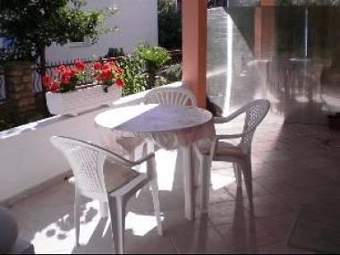 SA1(3): terrace - 00406VODI SA1(3) - Vodice - Vodice - rentals
