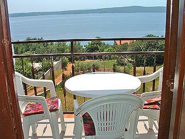 Tonia(4+2): balcony - 00603ZAVA Tonia(4+2) - Zavala - Zavala - rentals