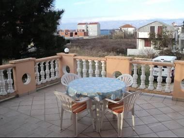 A1(4): terrace - 2090 A1(4) - Nin - Nin - rentals