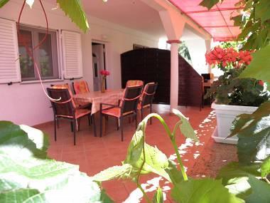A1(6): terrace - 2500  A1(6) - Nin - Nin - rentals