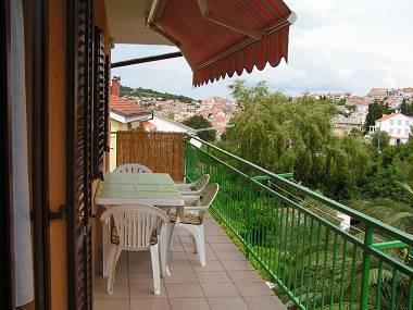 A3(5): covered terrace - 2155  A3(5) - Mali Losinj - Mali Losinj - rentals