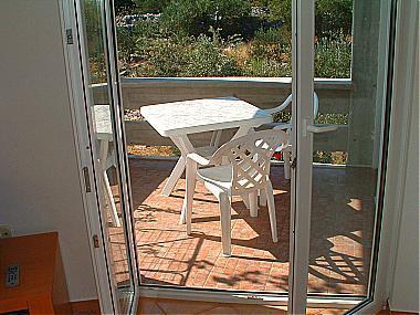 A3(5+1): covered terrace - 00510MURT A3(5+1) - Murter - Murter - rentals