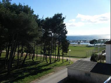 A4(2+2): terrace view - 2204  A4(2+2) - Privlaka - Privlaka - rentals