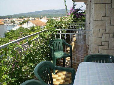 A1(8): balcony - 01203SUCU  A1(8) - Sucuraj - Sucuraj - rentals