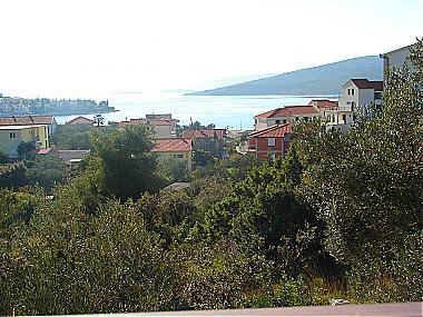 A3(7): balcony view - 0107SEGV A3(7) - Seget Vranjica - Seget Vranjica - rentals