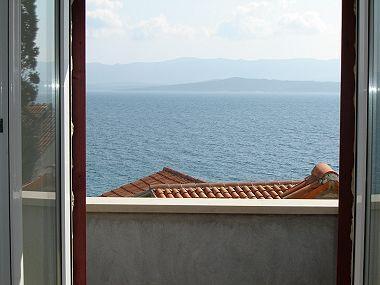 A2 Panorama (4+1): balcony view - 03701BOL A2 Panorama (4+1) - Bol - Bol - rentals