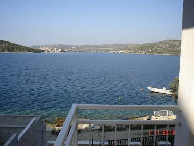 A4(4+2): terrace view - 00106RAZA  A4(4+2) - Razanj - Razanj - rentals